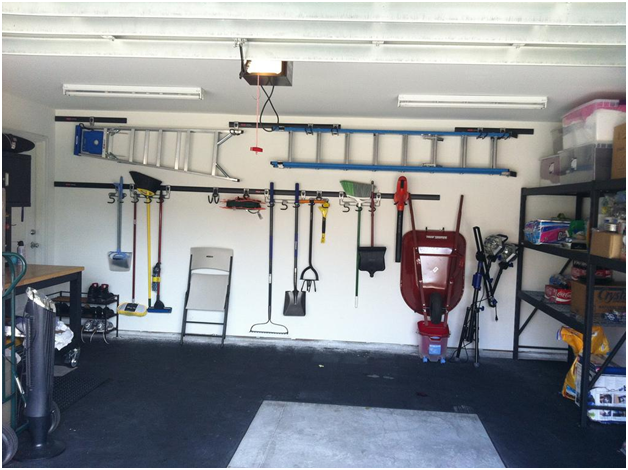 How to use your garage space to its full potential