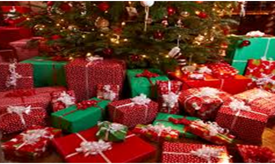 Planning your Christmas gifts