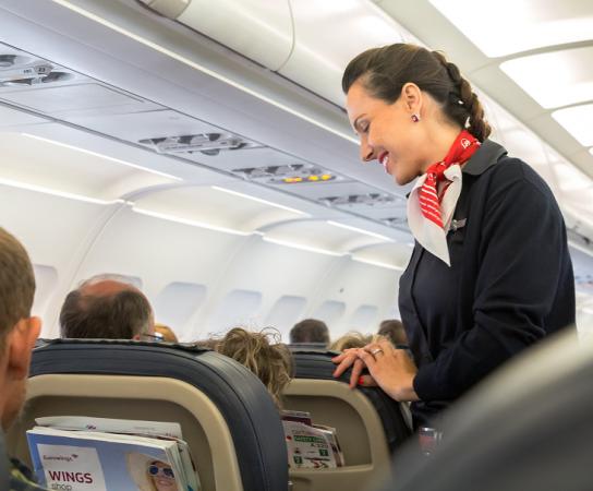 Commercial Flight Secrets