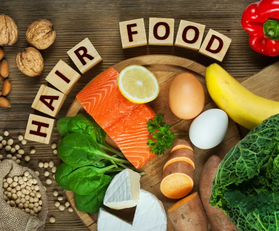 The best foods for hair growth
